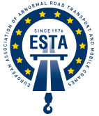 ESTA - the European association of abnormal road transport and mobile cranes