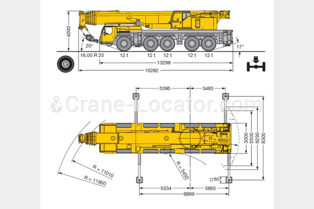 Request for purchasing all terrain crane in Asia