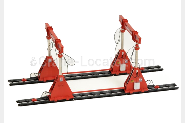 Looking for a 400 Tons Hydraulic Gantry Crane for Purchase