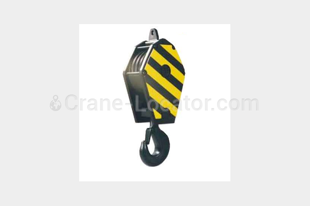 Request for 120 tonne crane hook block