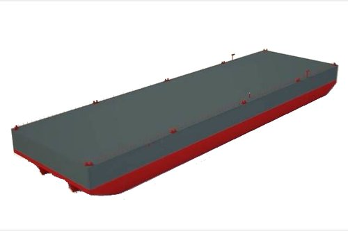 Request for inland water transportation barge with tug from Rotterdam to Bulgaria