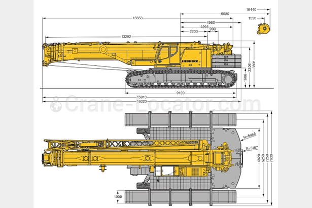 Request for Liebherr LTR1220 to purchase
