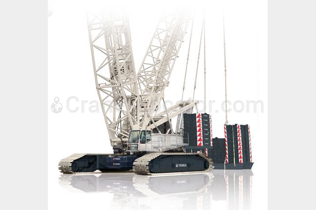 Request for Rental Terex CC2500