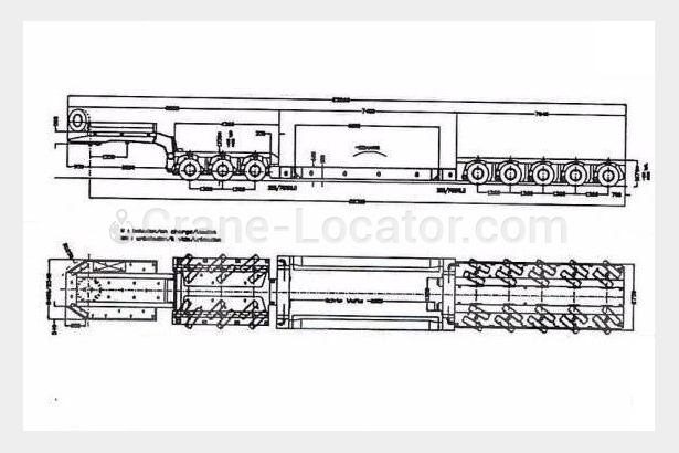 Request for  Sale  similar to - Low Loader Faymonville VarioMAX STBZ-8VA