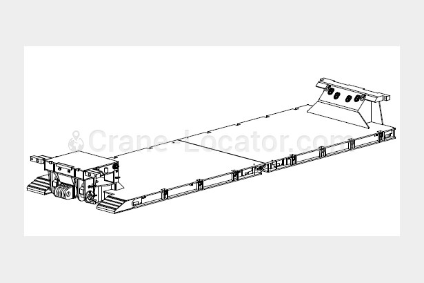 Request for Scheuerle flatbed deck 100-120 t