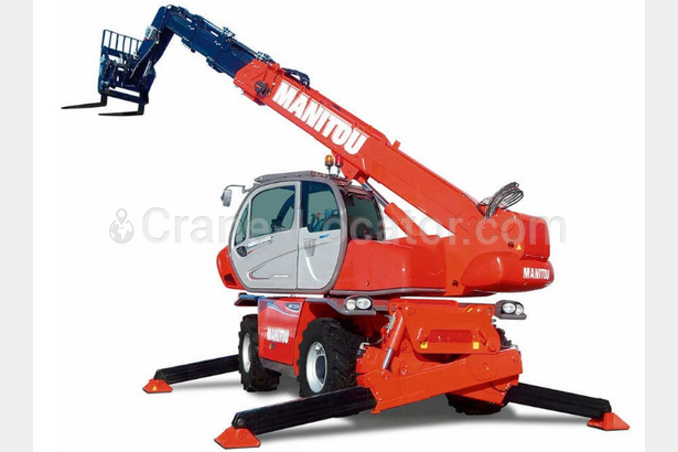 "Request to bare rent one telehandler ""Manitou"" type 2150 or similar"