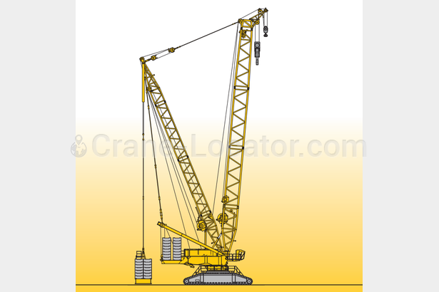 Request to rent Liebherr LR 11350 for a project in Bangladesh