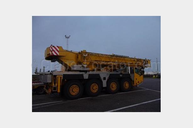 All Terrain Mobile Crane Demag Ac80