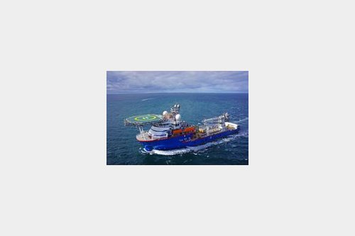 Heavy Cargo Vessel Surf Supporter