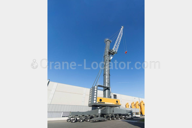 Liebherr LHM 600 High Rise