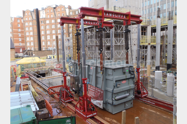 Hydro Lift System : Hydraulic gantry lift systems inc a look on the map