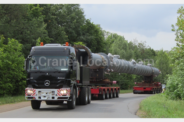 Column transportation