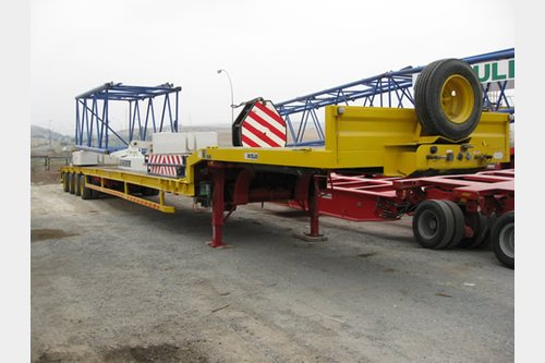 Nicolas Telescopic Extentable Trailer