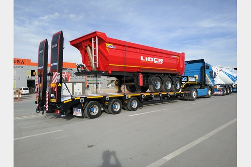 Lider Lowbed semi-trailers