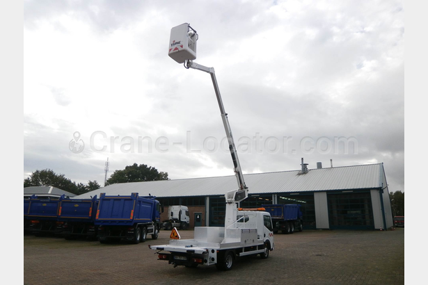 Maxity 110.35 dxi + Time France manlift 11.8 m