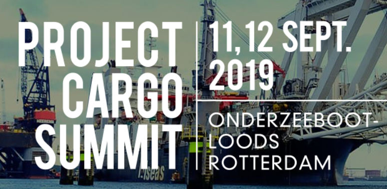 Project Cargo Summit in Rotterdam